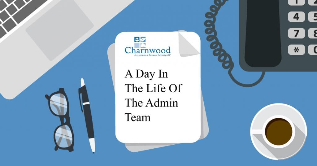 A Day in the Life of the Admin Team