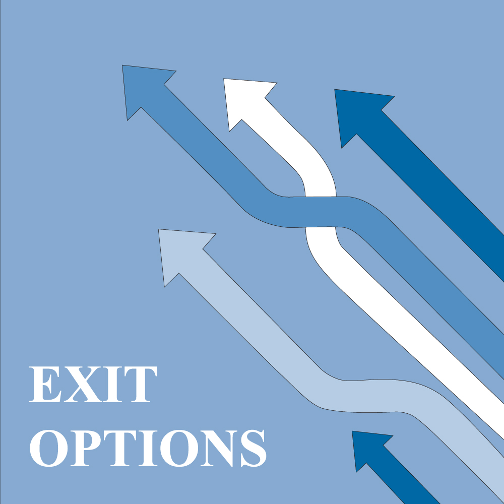 Calling all Business Owners – Do you know your exit options?