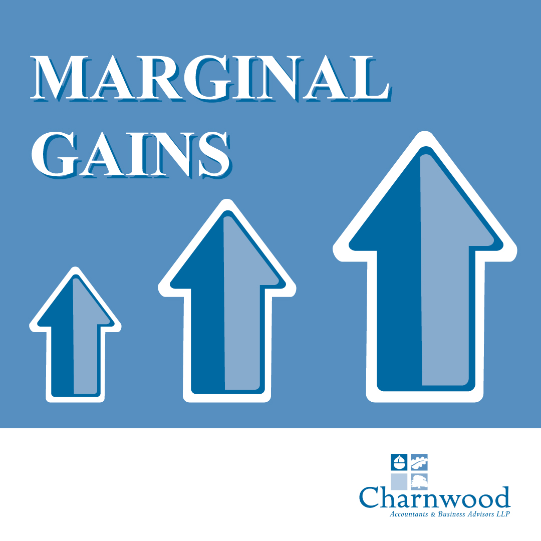 Marginal Gains – Make The Difference