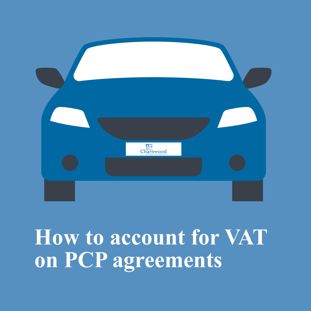 VAT Changes to PCP Contracts for leasing