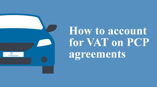 VAT Changes to PCP Contracts