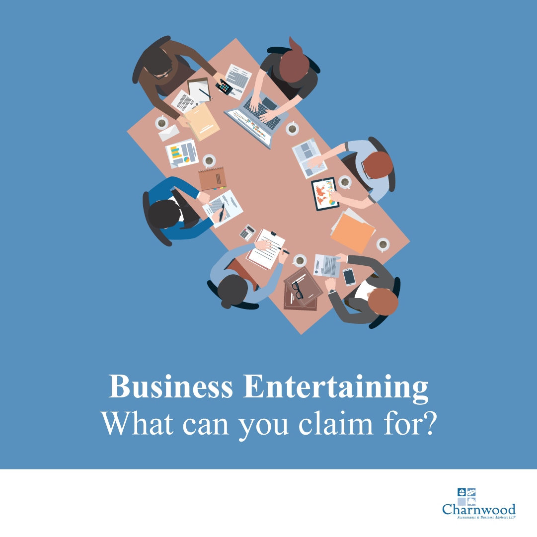 Business Entertaining - What can you claim for?