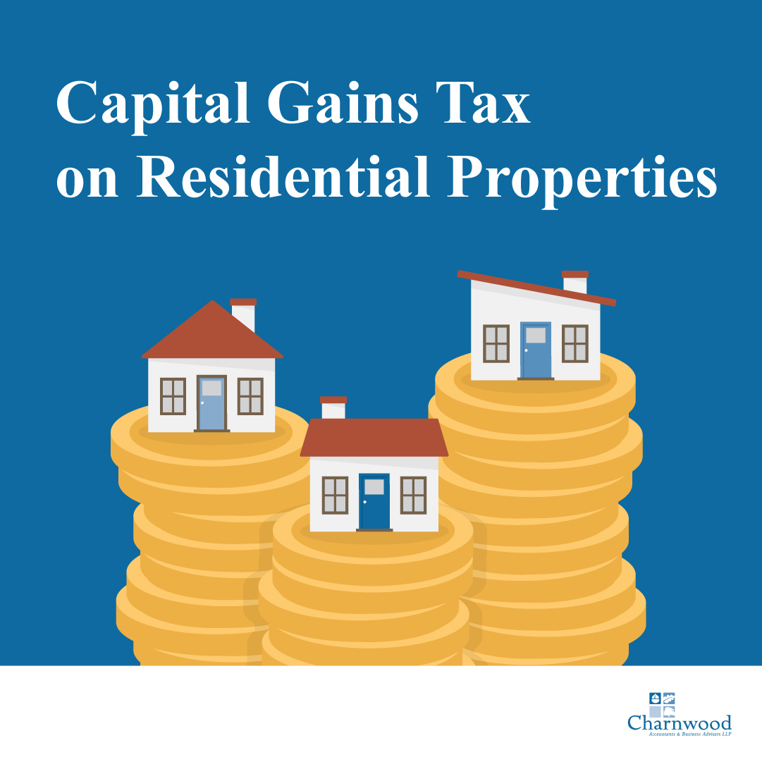 Reporting Capital Gains on UK Residential Property