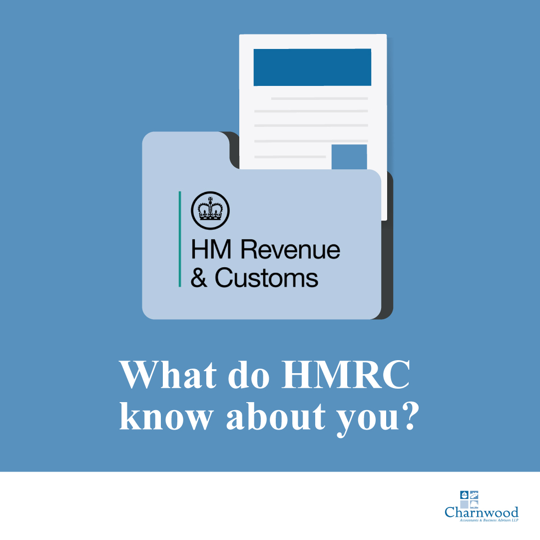 What Does HMRC Know About You?